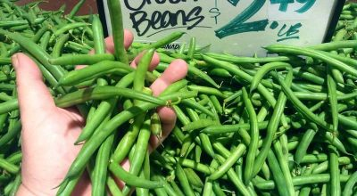 Can Chickens Eat Green Beans?